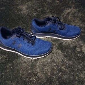Under armour size 8